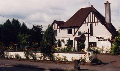 Mena House Bed And Breakfast Kilkenny Kilkenny Ireland