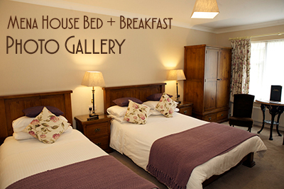 bed and breakfast, kilkenny, ireland, mena house